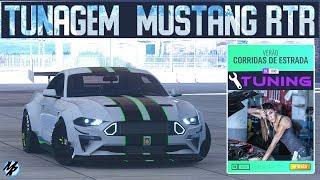 Forza Horizon 4 - Dicas de Tunagem Ford Mustang RTR