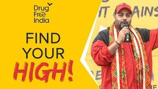 This Is Badshah's High, What's Yours? | #DrugFreeIndia