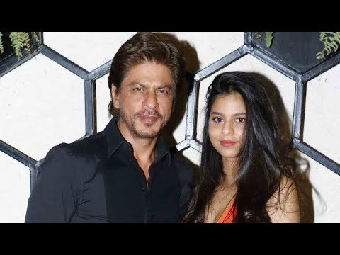 Thumbnail: Suhana Khan steals the limelight from superstar dad Shah Rukh Khan at a restaurant launch
