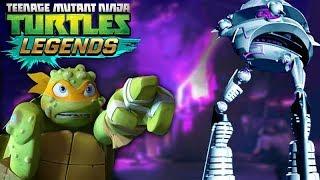 TURTLES VS KRAANG WALKER - Teenage Mutant Ninja Turtles Legends