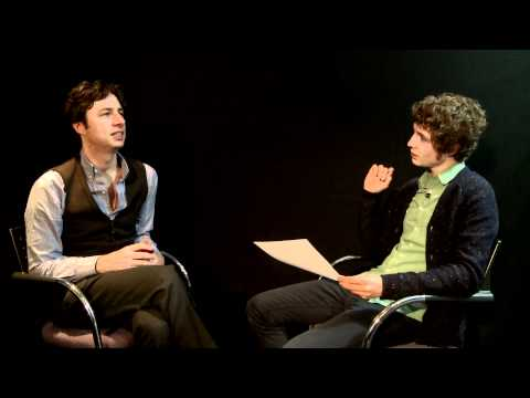 Zach Braff Wikipedia Interview With BBC Radio 1