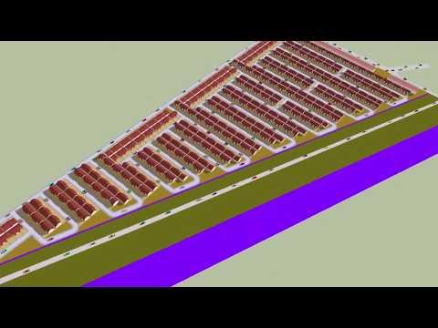 Denah Site Plan