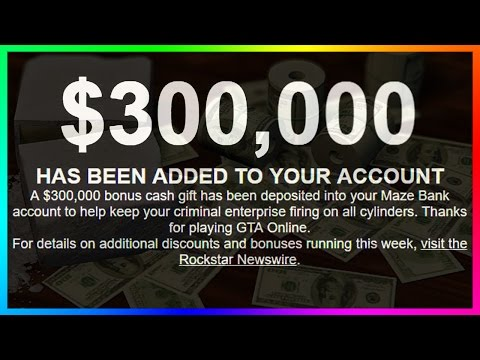 GTA ONLINE FREE MONEY UPDATE - TAX REFUND GONE MISSING, BONUS CASH GIFTS & NEW RELEASE DATE! (GTA 5)