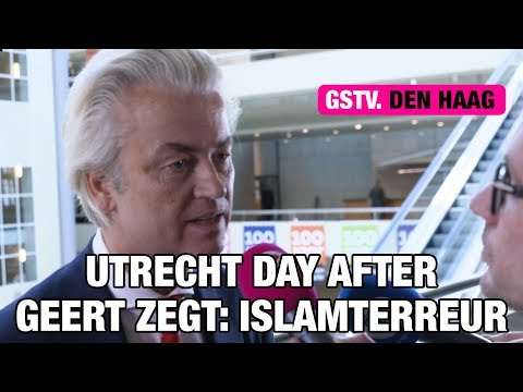 GSTV. Kamer over aanslag Utrecht