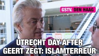 GSTV. Kamer over aanslag Utrecht