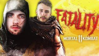 TANT DE BRUTALITÉ ! 💀 (Mortal Kombat 11 ft. Maxenss)