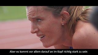 5 jours avec Lea Sprunger   3/5 : Souffrir pour courir plus vite