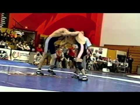 2004 CIS Championships: 72 kg Jamie Gillman vs. Evan MacDonald