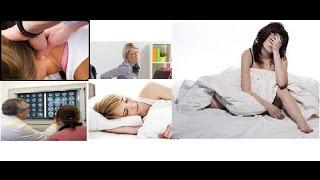 Sleep Disorder ! Top  Scariest of  Sleep Disorders