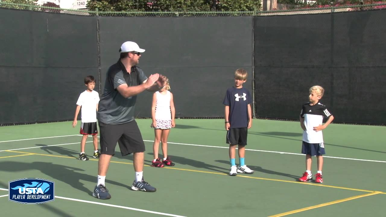 Youth Athletic Development Exercises - Side Steps (6 of 6)