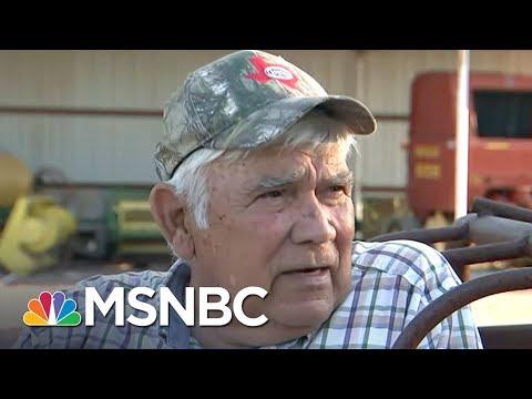 Landowners In Texas React To Donald Trump's Border Wall | MSNBC