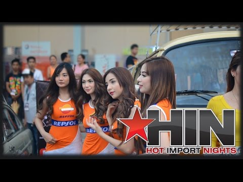 Hot Import Nights 6 MANILA (HIN) 2017
