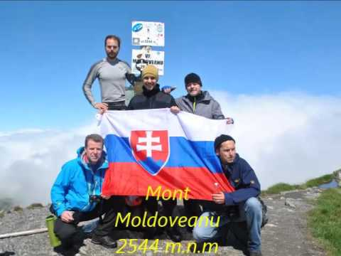 « 25.-28.06.2015 » Trek v Rumunských Alpách