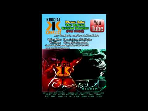 Determine Yuh Own Di Man (Exercist Riddim) Krucial Konflict Productions)