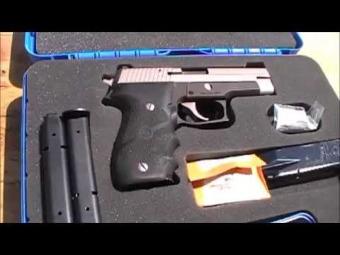 sig p226 shooting the p226 40cal youtube