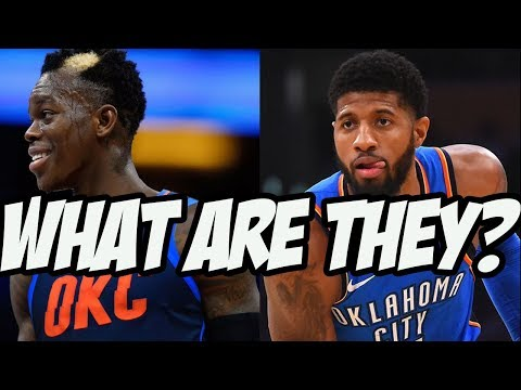 The OKC Thunder Are The Most Confusing Team In The NBA
