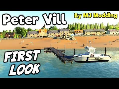 Peter Vill - Farming Simulator 19   First Look thumbnail