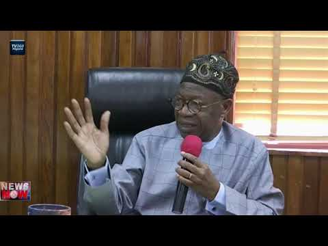Lai Mohammed dismisses NBS report of increasing unemployment rate