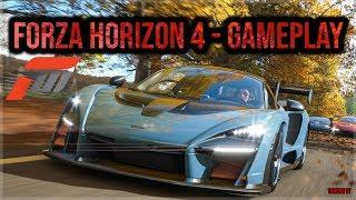 Forza Horizon 4 PC - First Gameplay | ULTRA Settings | 1080p & G27
