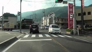 徳島県三好市 池田町 市街