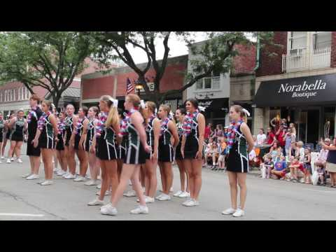 2016 Glen Ellyn 4th of July Parade