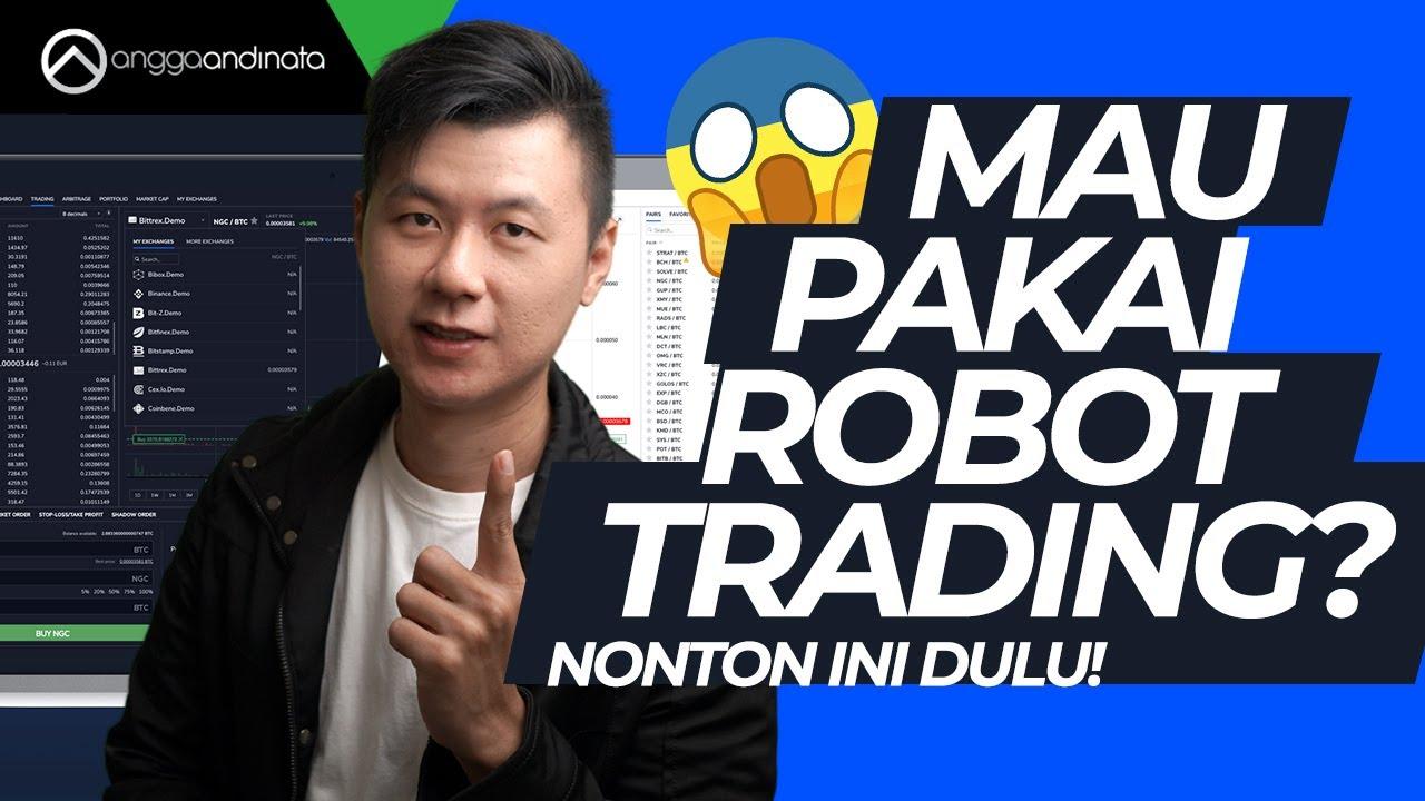 Download Robot Trading? Gini Lo Cara Pakai Robot Trading Crypto Yang Bener #Bitsgap