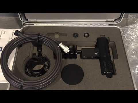Sony C800G Unboxing