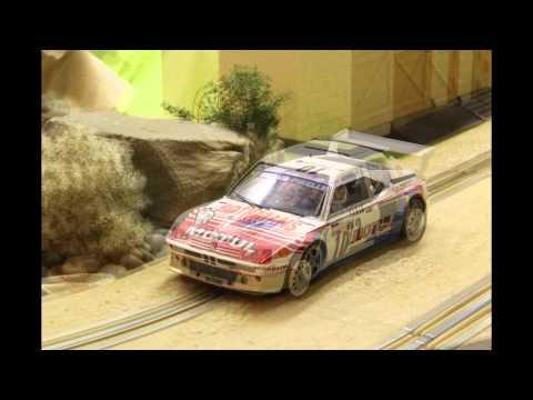 Rally Slot Racing – Tour de Belgique 2015