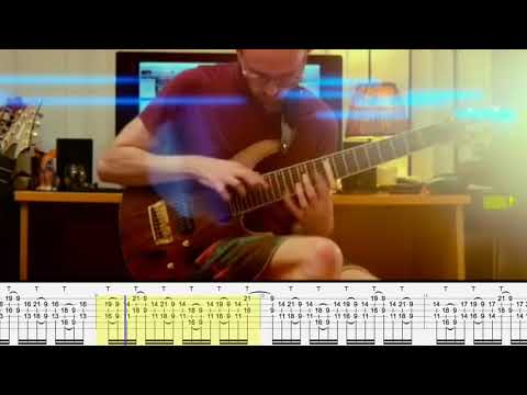 Josh Martin plays &39;Empire State&39; Tapping Octaves