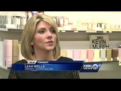Leawood hair salon goes green