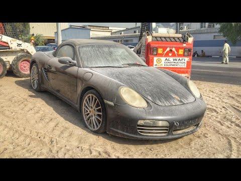 Abandoned Cars In Dubai 2019 Special Edition ! PORSCHE | BMW | MERCEDES | VOLKSWAGEN
