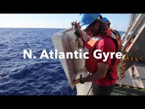 Plastic Marine Debris Gyre Research