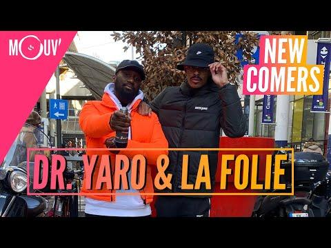 Youtube: DR YARO & LA FOLIE:«Notre style? Trap, sonorités afro»