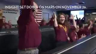 صدای باد در کره مریخ