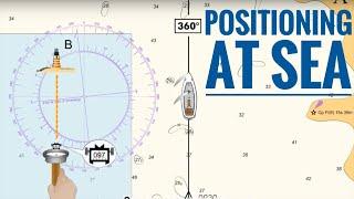 уроки яхтинга 1 - Positioning at sea / Определение местоположения в море