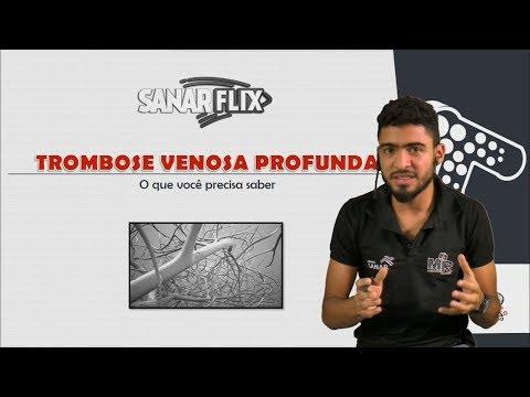 Trombose Venosa Profunda (TVP) - SanarFlix