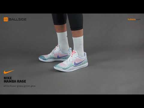 online store e6027 cccba Nike Mamba Rage on feet