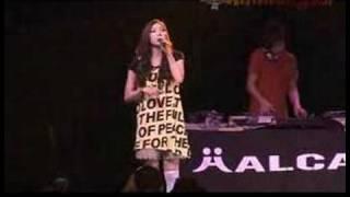 Concert Live de Halcali enregistré à Japan Expo 2007 par Animanga.f...