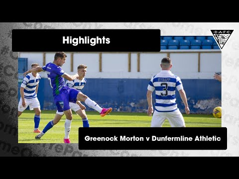 Morton Dunfermline Goals And Highlights