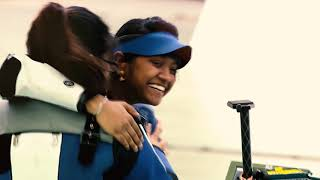 Golden Target 2019 - Elavenil VALARIVAN (IND) - 10m Air Rifle Women