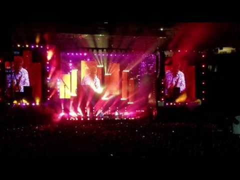 New York State of Mind - Billy Joel (Lambeau Field)