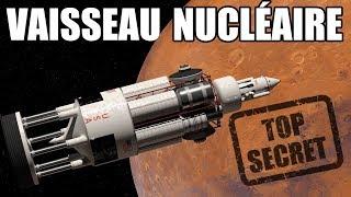 Orion - Le PROJET SECRET d'un vaisseau spatial Nucléaire ! LDDE