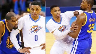 Russell Westbrook Fights Kevin Durant | NBA 2K18 PARODY
