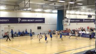 Oli Lawrie Ankle breaker at Leeds Regional Tournament