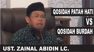 [MENGERIKAN] Arti Sebenarnya Qosidah Burdah - Ust  ZAinal Abidin Lc