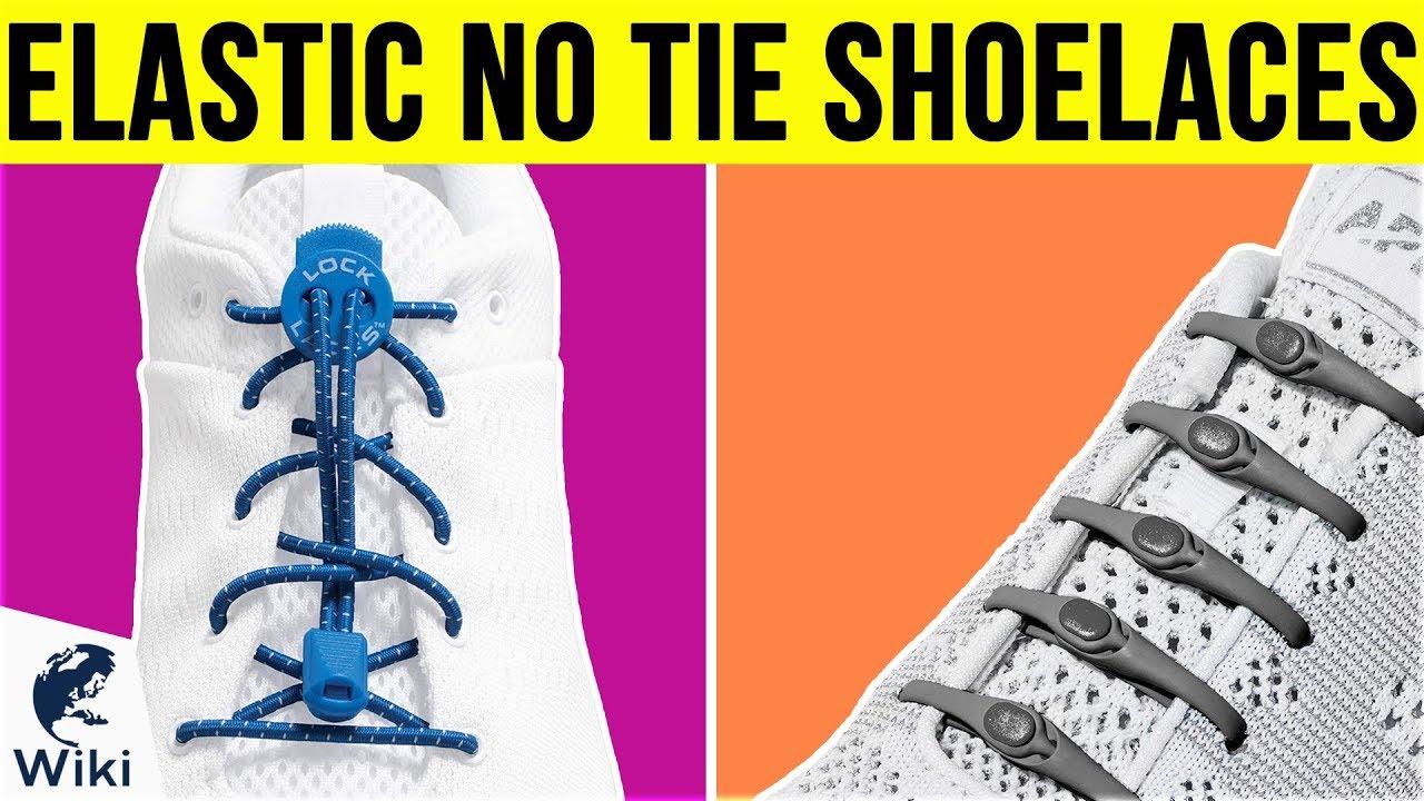 10 Best Elastic No Tie Shoelaces 2019