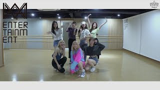 오마이걸(OH MY GIRL)_BUNGEE (Fall in Love)(Dance Practice)