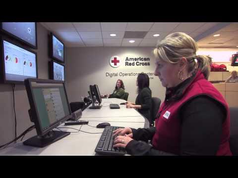 Red Cross Digital Operations Center Opens
