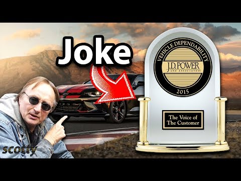 The Biggest Car Buying Joke in History, J.D. Power Awards