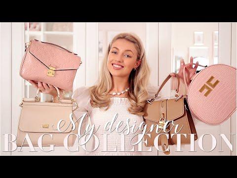 My Designer Bag Collection 2020! ~ Freddy My Love